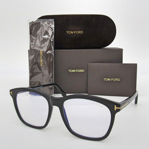 Tom Ford TF5481B 001 Shiny Black 52mm Eyeglasses